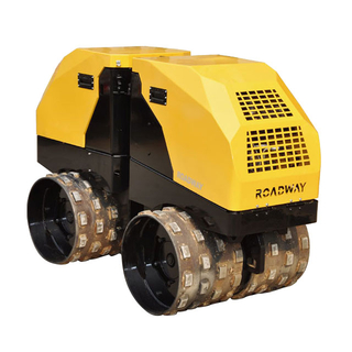 Remote-controlled groove compactor RWYL202