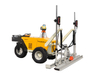 Concrete laser screed (Remote control fully hydraulic type) RWJP41
