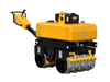 Double drum vibratory trench roller RWYL102