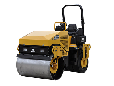 Combination Vibratory Roller Steel wheel tire roller RWYL83B