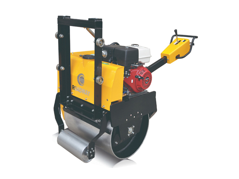 Walk-behind single drum road roller RWYL24