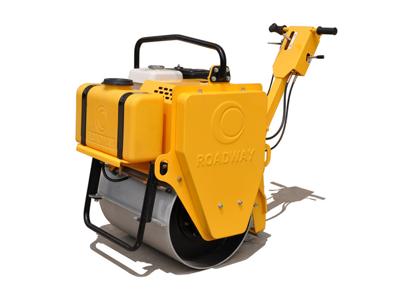 Walk-behind single drum road roller RWYL22
