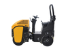 Ride-on Vibratory Roller(Hydraulic steering)RWYL42A
